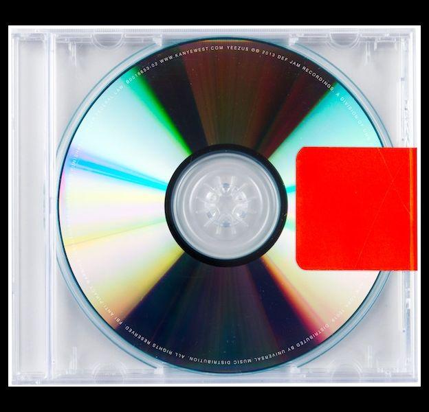 "1. Kanye West - ""Yeezus"""