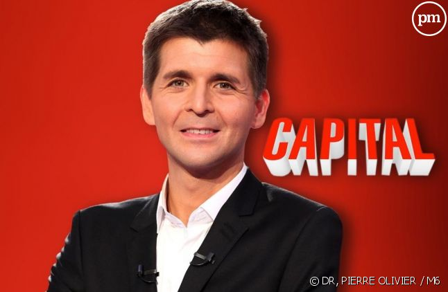 """""""Capital"""" présenté par Thomas Sotto, ce soir sur M6"""
