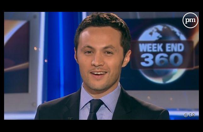 Karim Bennani, journaliste sportif.