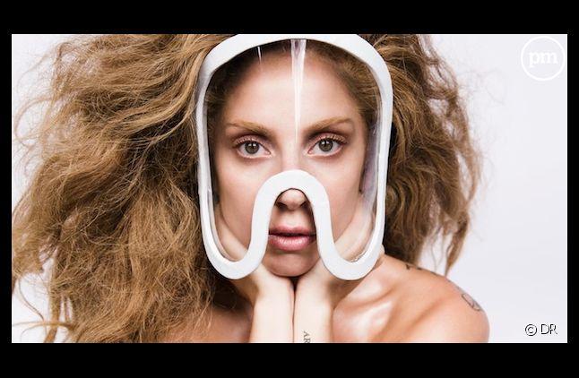 """Lady Gaga annonce son retour et la sortie de l'album """"Artpop"""""""