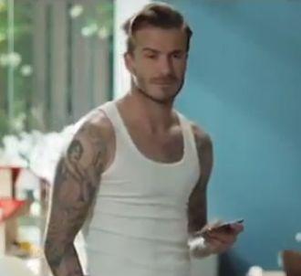 David Beckham dans une nouvelle publicité pour Sky.