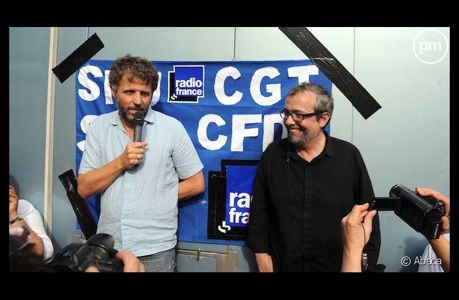 """Un spectacle avec """"Les Virés de France Inter"""" est en préparation. Annoncé, Didier Porte assure ne pas avoir été contacté."""