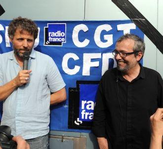 Un spectacle avec 'Les Virés de France Inter' est en...