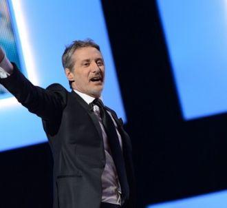 Antoine de Caunes veut 'évacuer la promo' du 'Grand...