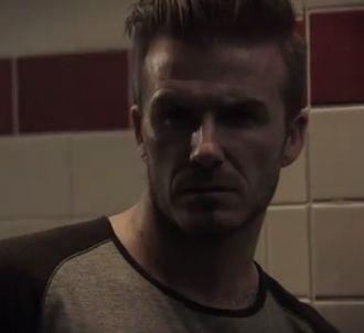 Les coulisses des shooting de David Beckham pour H&M