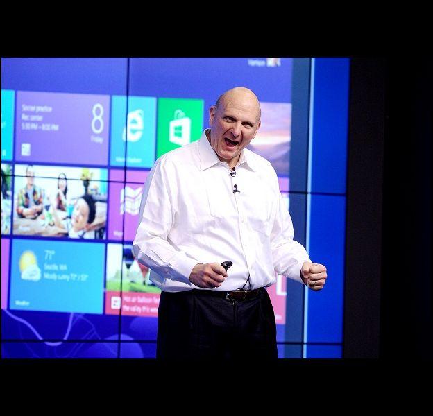 Steve Ballmer lâchera les rênes de Microsoft dans 12 mois