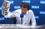 Les premiers pas de Thomas Sotto à la matinale d'Europe 1
