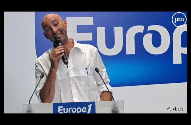 """La conférence de presque"" de Nicolas Canteloup."