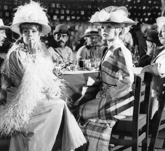 Deux femmes fatales côte à côte : Jeanne Moreau et...