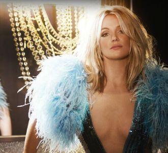 Britney Spears dévoile 'Work B**ch!'