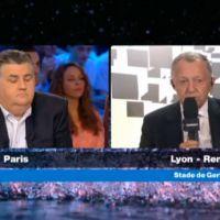 Échange très tendu entre Pierre Ménès et Jean-Michel Aulas dans le CFC sur Canal+