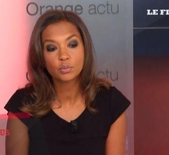 Karine Le Marchand s'exprime sur sa rutpure