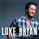 "4. Luke Bryan - ""Crash My Party''"