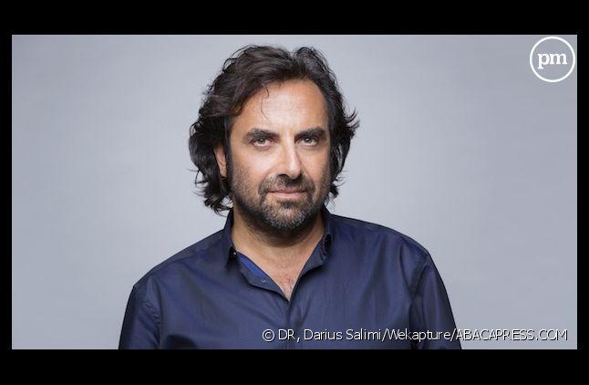 André Manoukian est en interview sur puremedias.com