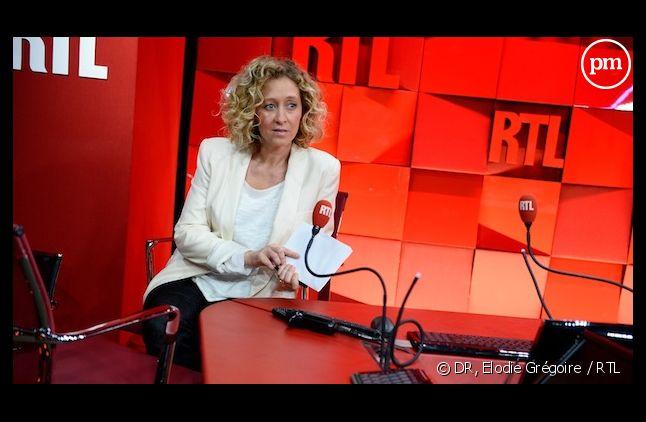 Alba Ventura, la nouvelle éditorialiste de RTL.