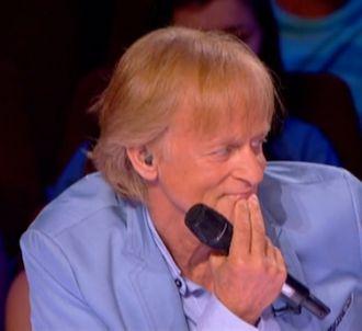 Dave très ému devant un candidat de 'La France a un...