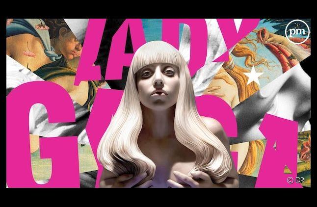 """""""ARTPOP"""" de Lady Gaga en tête des ventes d'albums au Royaume-Uni"""