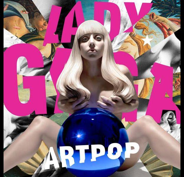"""1. Lady Gaga - """"ARTPOP"""""""