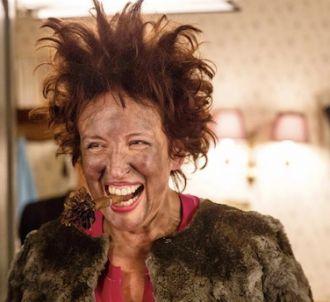 Roselyne Bachelot joue la comédie dans 'Nos chers voisins'