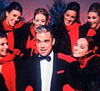 Robbie Williams dévoile le clip de 'Dream A Little Dream'