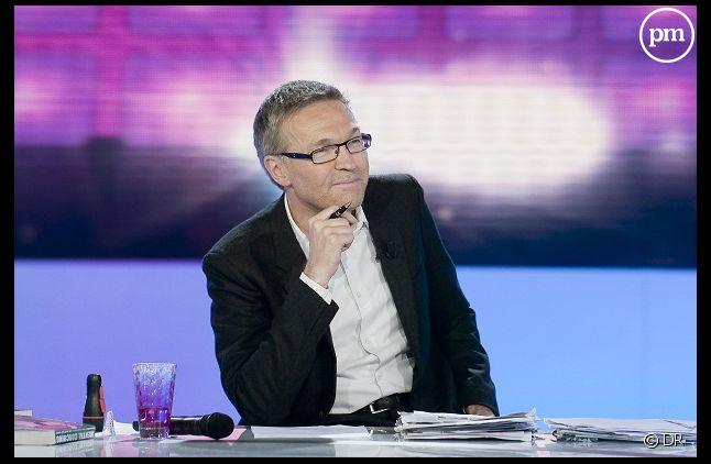 Laurent Ruquier évoque sa future émission d'access sur France 2