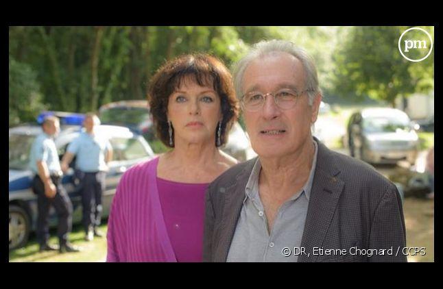 """Anny Duperey et Bernard Le Coq dans la dixième saison de """"Une Famille Formidable"""""""