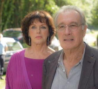Anny Duperey et Bernard Le Coq dans la dixième saison de...