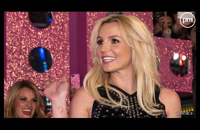 Echec pour Britney Spears au Royaume-Uni