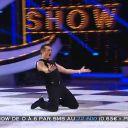 """Le show de Richard Virenque lors de la demi-finale de """"Ice Show"""""""
