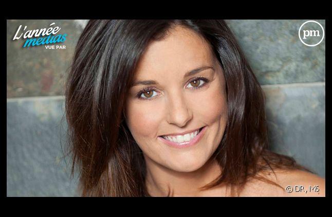 Faustine Bollaert, animatrice sur M6.
