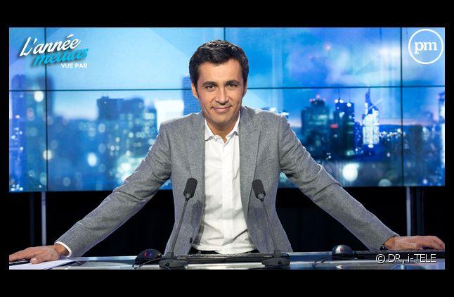 Olivier Galzi, i-TELE.