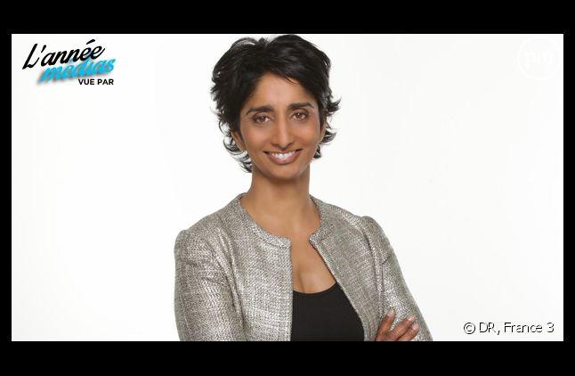 Patricia Loison, journaliste sur France 3.
