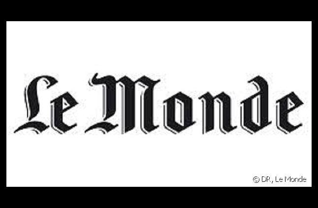 <em>Le Monde</em>, logo
