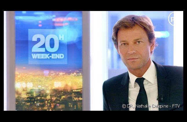 Laurent Delahousse, ce séducteur.
