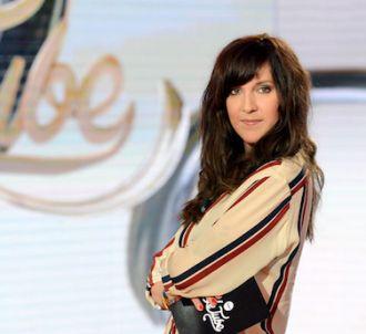 Daphné Burki, présente du 'Tube' sur Canal+.