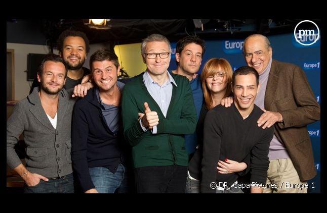 Sur Europe 1, Laurent Ruquier gagne plus de 170.000 auditeurs.