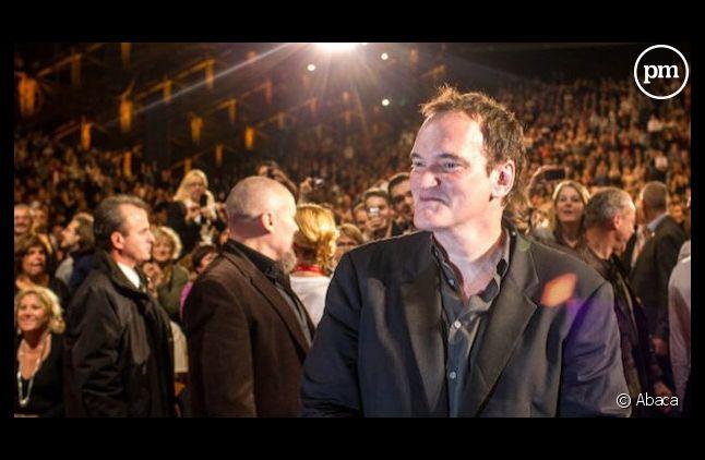 Quentin Tarantino est en colère