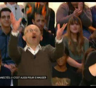 'La Nouvelle Edition' sur Canal+.