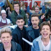 Clip : One Direction fait la fête dans