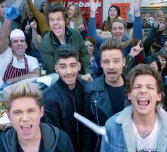 One Direction dévoile le clip de 'Midnight Memories'