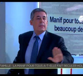 Clash entre Henri Guaino et Jean-Luc Roméro.