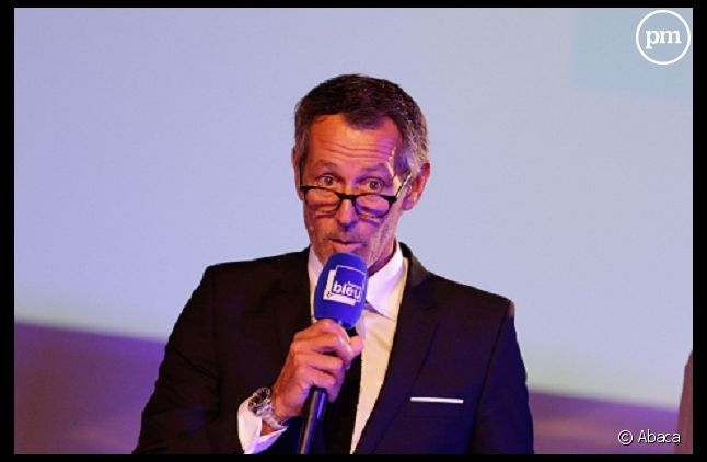Claude Perrier, le directeur du réseau France Bleu