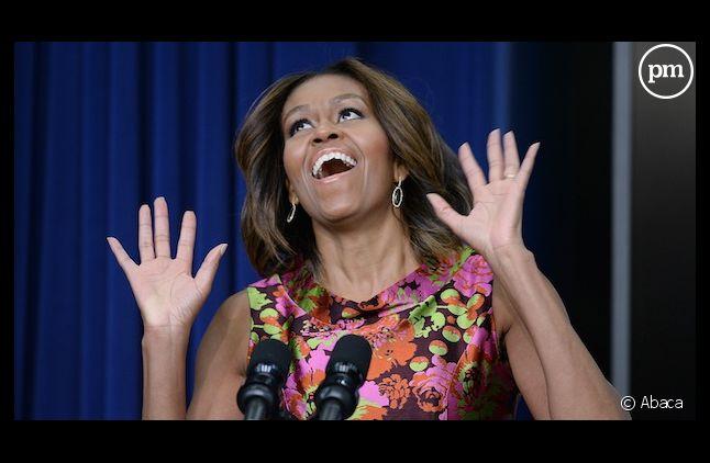 Michelle Obama va tourner dans une série télé