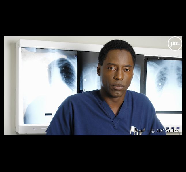 "Isaiah Washington, le Docteur Preston Burke, de retour dans ""Grey's Anatomy"""