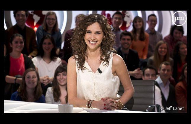 """Ophélie Meunier du """"Petit Journal"""" sur Canal+"""