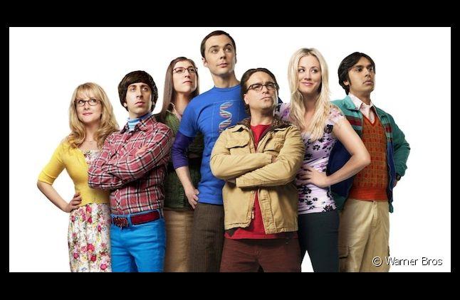 """""""Big Bang Theory"""" à l'antenne aux USA jusque 2017... au moins !"""