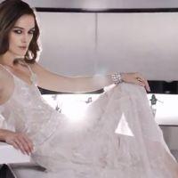 Keira Knightley revient à Paris dans la nouvelle pub Chanel