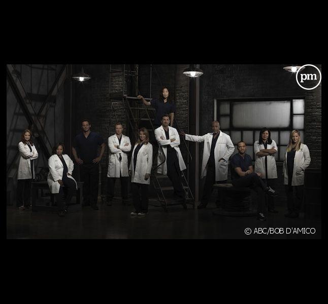 """""""Grey's Anatomy"""" saison 9 dès le 23 avril sur TF1"""