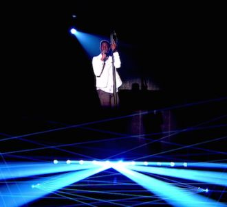 Jermain Jackman reprend 'Wrecking Ball' dans 'The Voice' UK