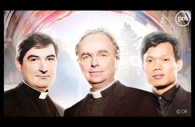 Les Prêtres en tête des ventes d'albums en France